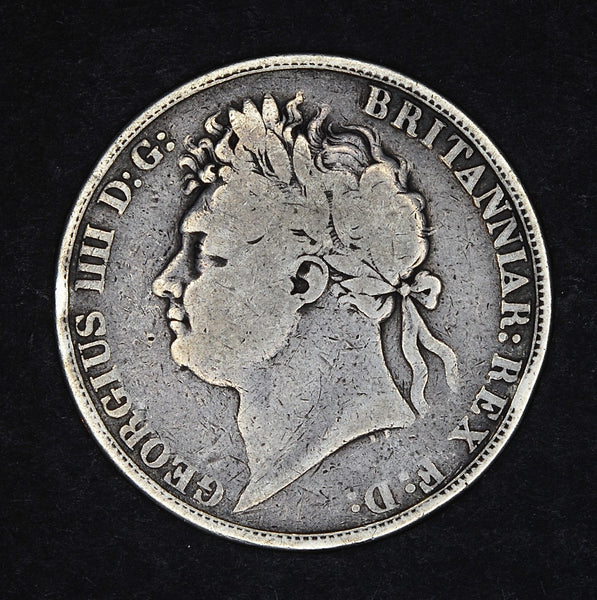 George IV. Crown. 1822