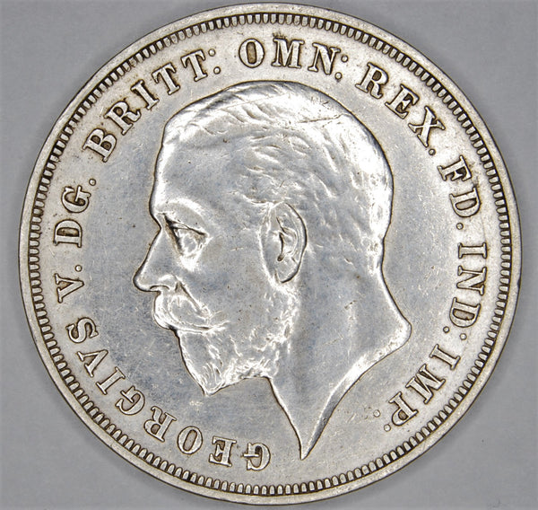 George V. Crown. 1935