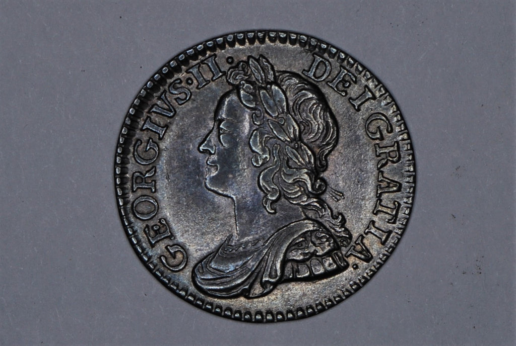 George II. Fourpence. 1746