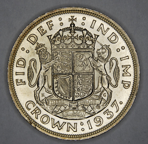 George VI. Crown 1937