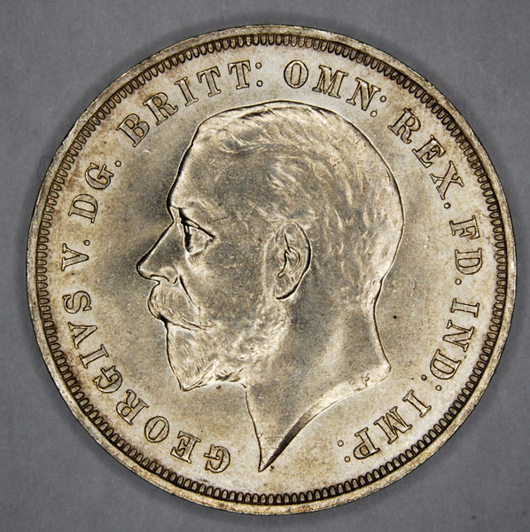 George V. Crown 1935.