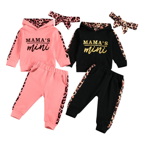 Mama's Mini Trackie 3 Piece Set