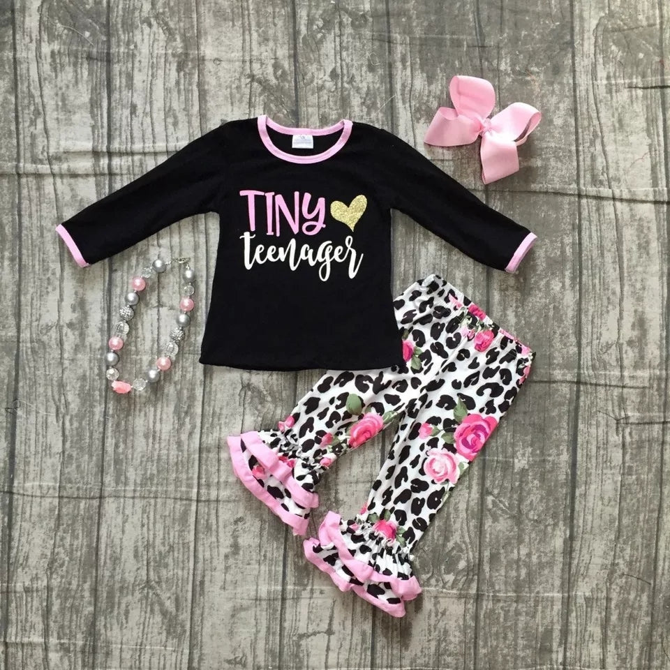 Tiny Teenager 4 Piece Outfit (Limited Edition)