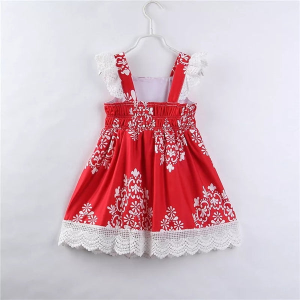 2018 Christmas Pageant Dress