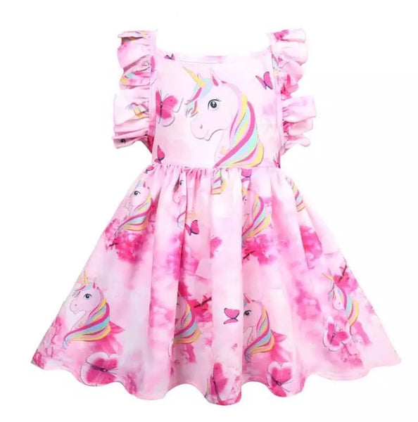 Unicorn Sweet Dress (3 Colours)