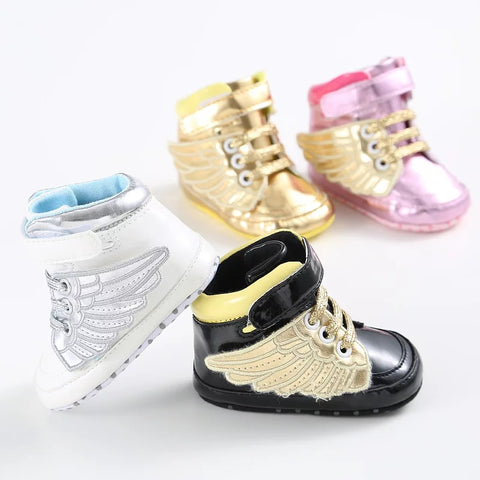 Angel Wings Booties (Limited Supply)