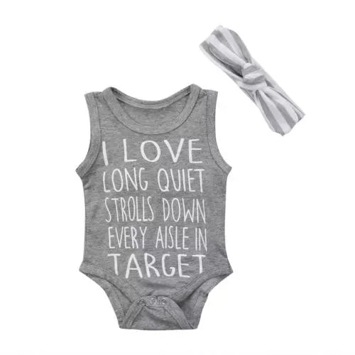 I Love Long Quiet Strolls Down Every Aisle in Target Bodysuit