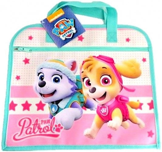 "Paw Patrol ""Skye & Everest"" Library Bag"