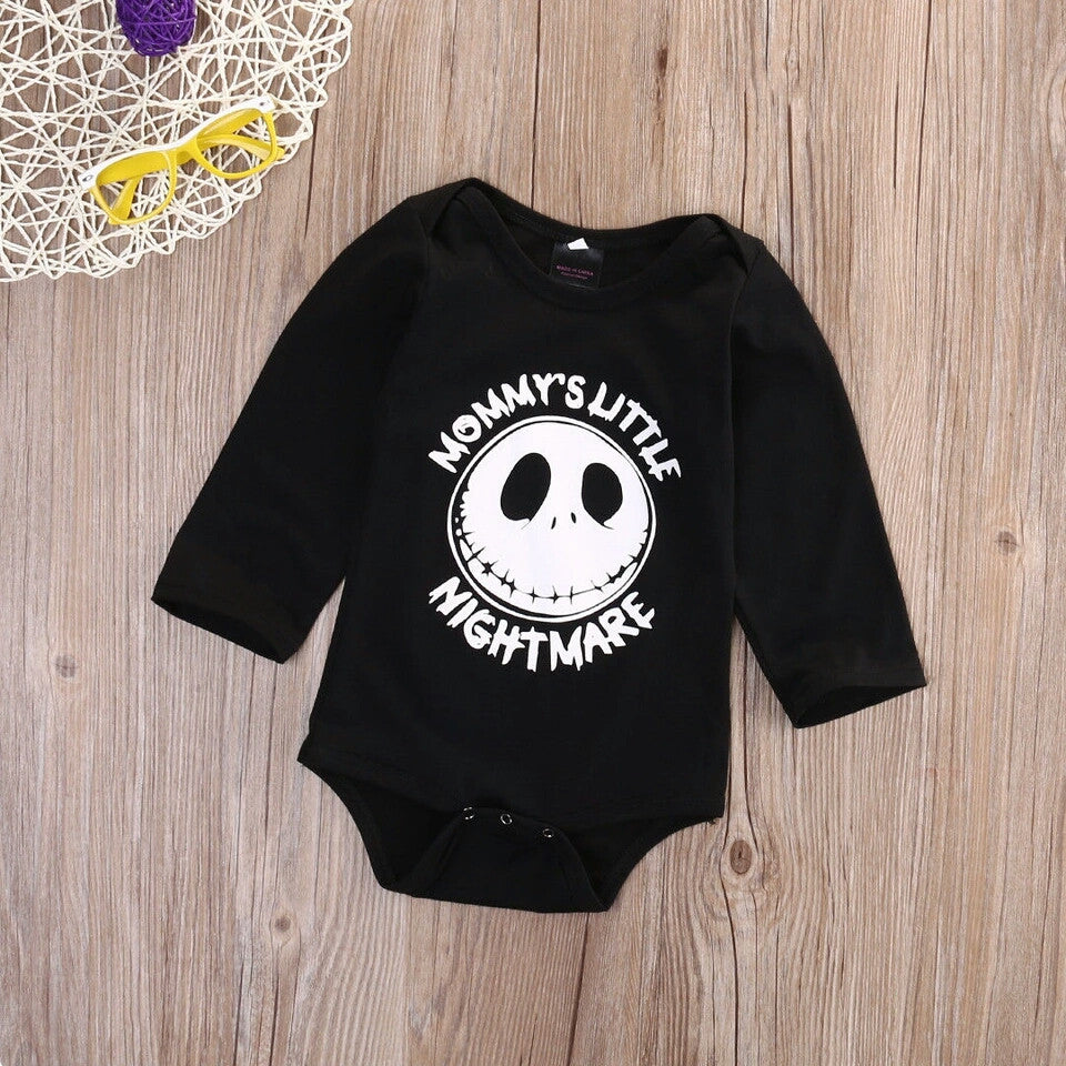 Mommy's Little Nightmare Bodysuit