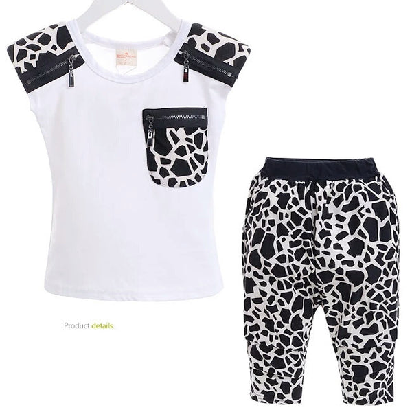 Leopard Summer 2 Piece Set (2 Designs)