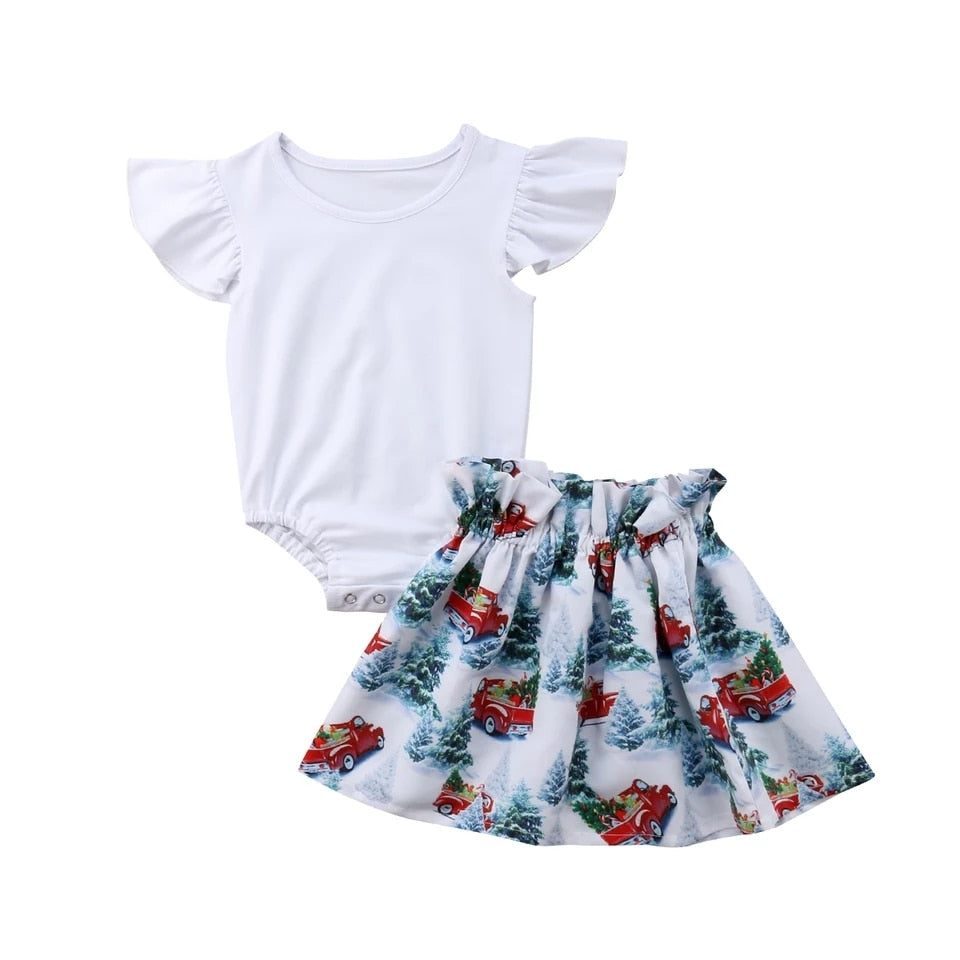 2018 Christmas 2 Piece Set (2 Colours)