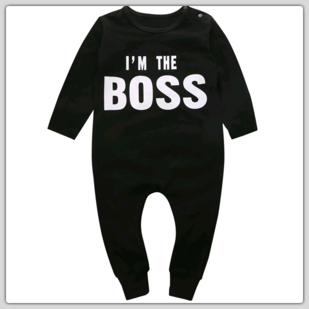 I'm The BOSS Jumpsuit