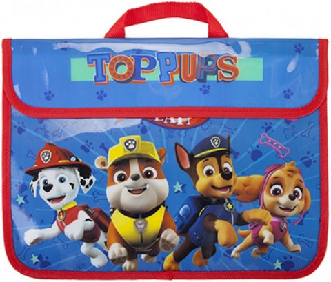 Paw Patrol Library Bag