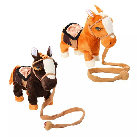 Walking Musical Horse Pet (2 Colours) ▪PreOrder▪