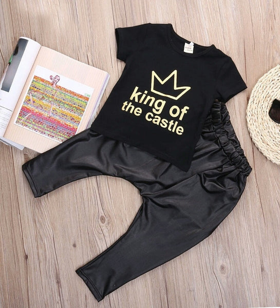 King of The Castle 2 Piece Set