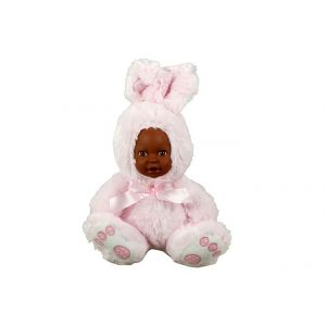 Plush Baby Pink Bunny Cupcake * In Stock