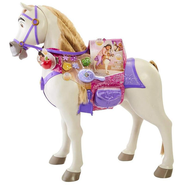 Disney Princess Rapunzels Ride On Horse Maximus