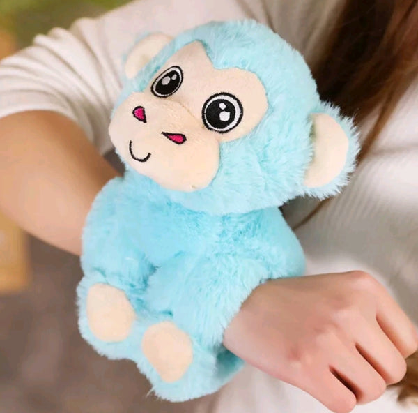 Soft & Cuddly Wrist Pet (9 Animals)▪PreOrder▪