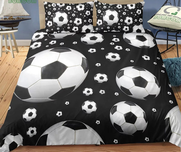 Soccer Bedding Set (All Sizes Available)