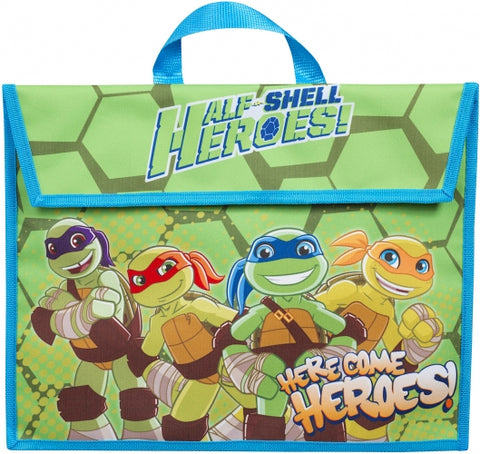 Teenage Mutant Ninja Turtles Library Bag