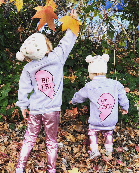 Best Friends Matching Jackets