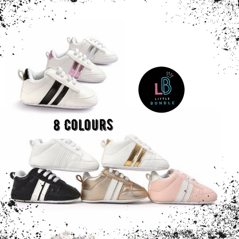 Infant Sporty Kicks (8 Colours)