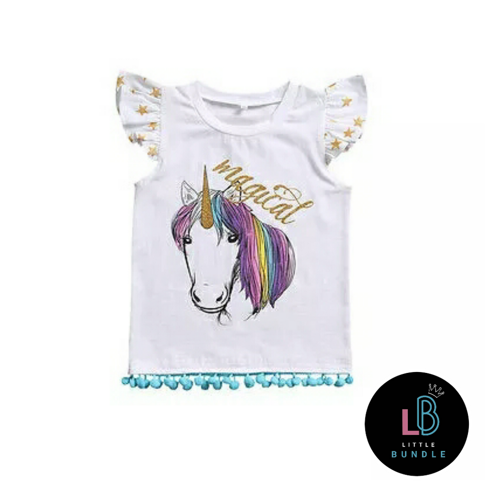 Unicorn Magical Tee