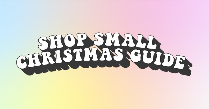 Shop Small: Christmas Shopping Guide