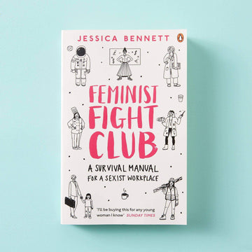 Feminist Fight Club Book