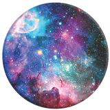 PopSocket Blue Nebula Space PopSocket