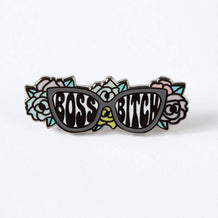 Punky Pins Boss Bitch Enamel Pin