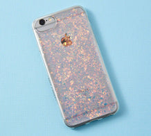 Punky Pins Glitter Holographic Phone Case