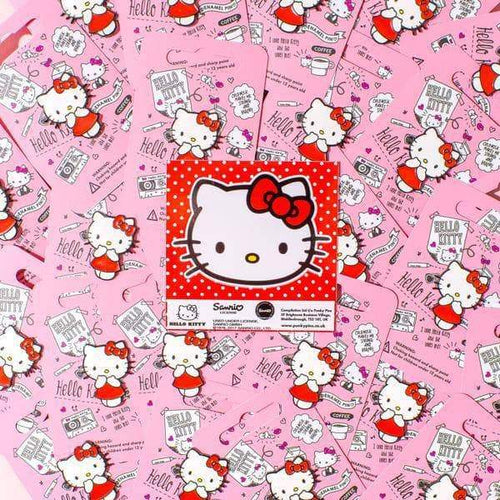 Punky Pins Hello Kitty Classic Pose Vinyl Sticker