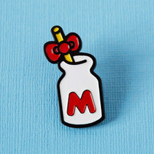 Punky Pins Hello Kitty x Punky Pins Milk Bottle Enamel Pin