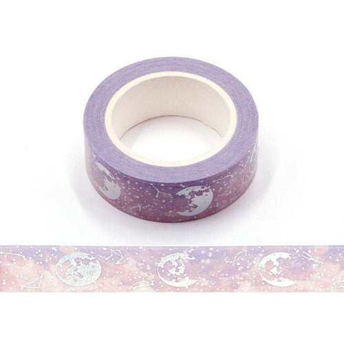 Punky Pins Holographic Foil Lunar Eclipse Washi Tape