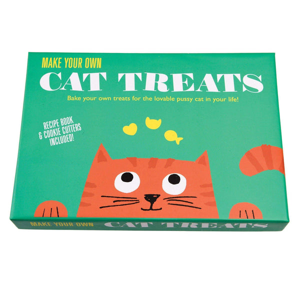Punky Pins Make Your Own Cat Treats