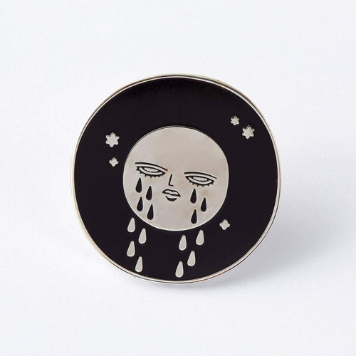 'Moonwater' Mais2 Enamel Pin