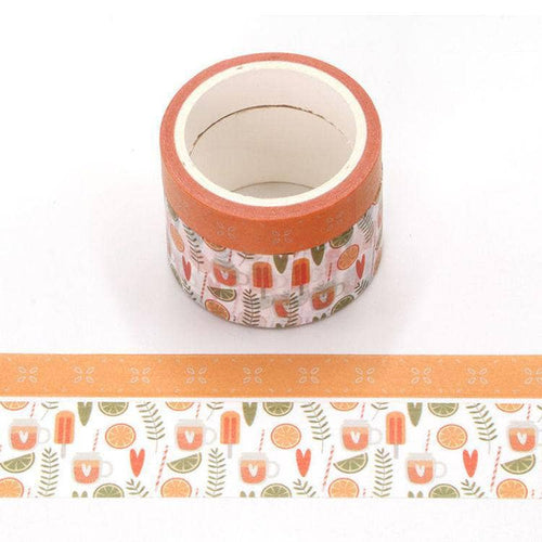 Punky Pins Orange Scented Scratch and Sniff Washi Tape