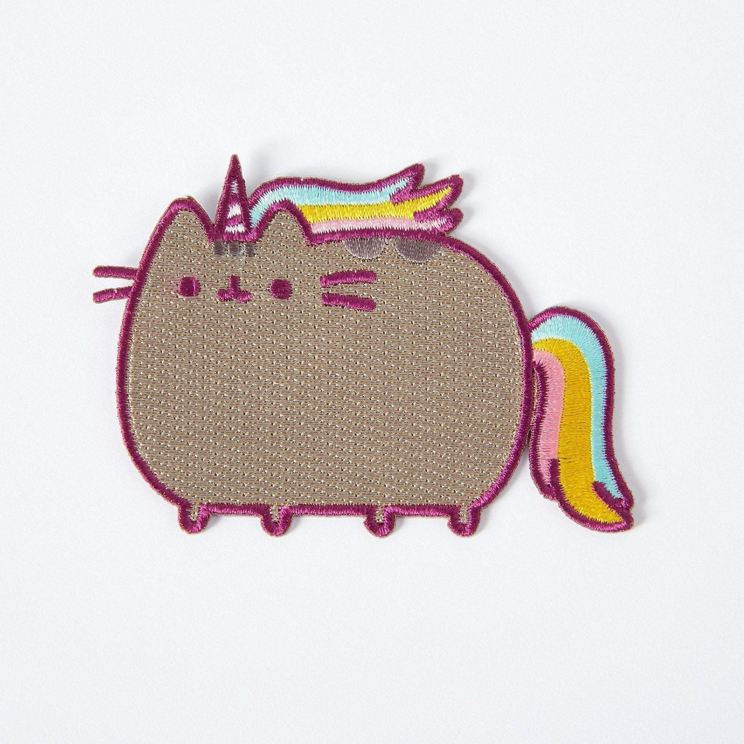 Punky Pins Pusheen Pusheenicorn Iron On Patch
