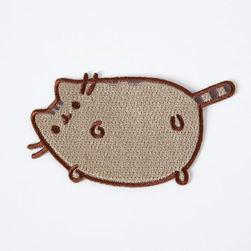 Pusheen Roll Iron On Patch
