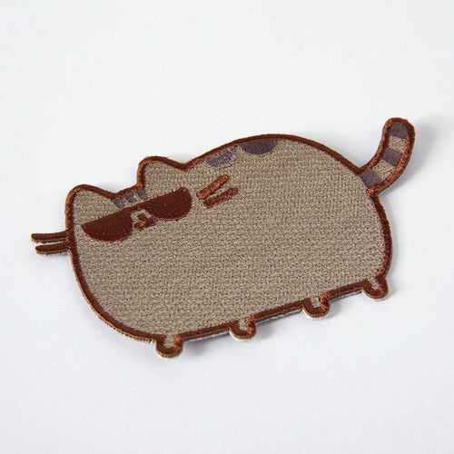 Punky Pins Pusheen Shades Iron On Patch