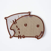 Punky Pins Pusheen Sleepy Iron On Patch