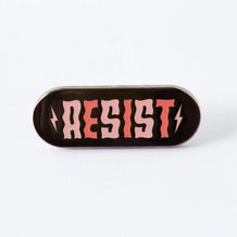 Punky Pins Resist Enamel Pin