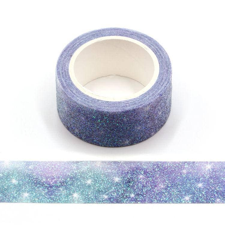 Punky Pins Sparkly Starry Sky Washi Tape
