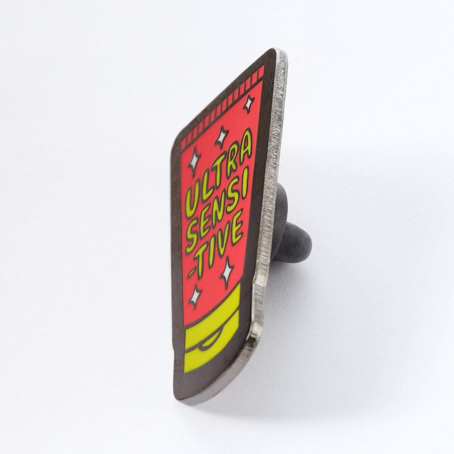 Punky Pins Ultrasensitive Enamel Pin