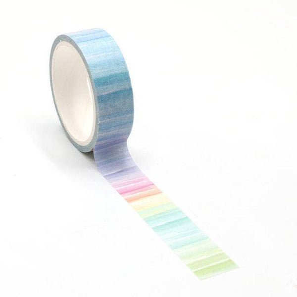 Punky Pins Watercolor Washi Tape