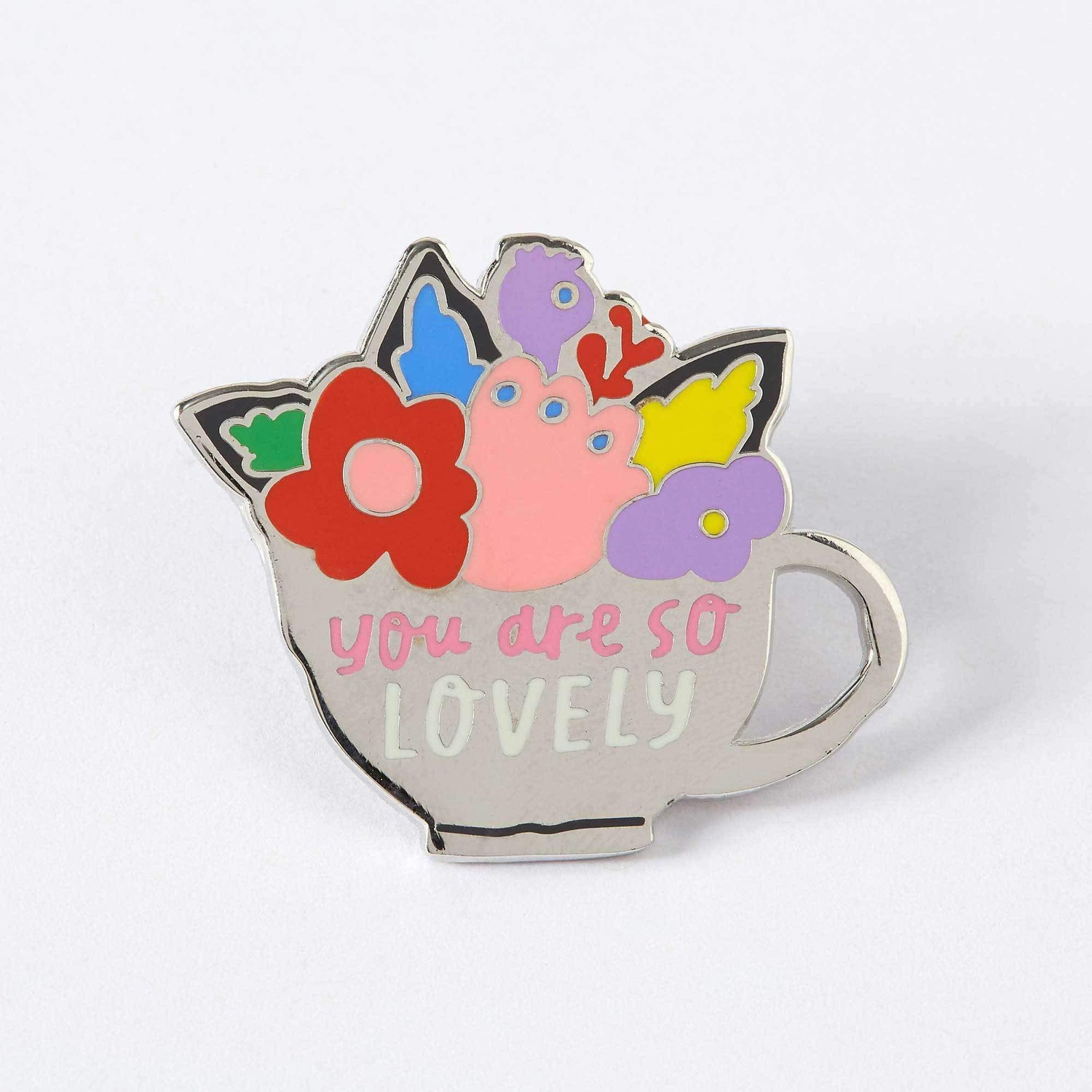 Punky Pins You Are So Lovely Enamel Pin