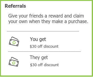 5 Box Rewards - Referrals