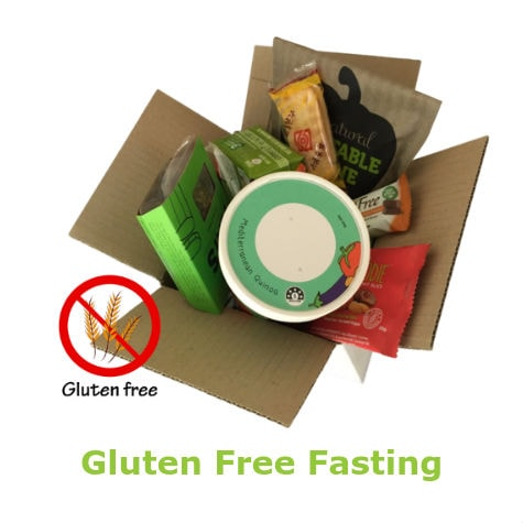 5 Box Fast Mimicking Diet - Gluten Free