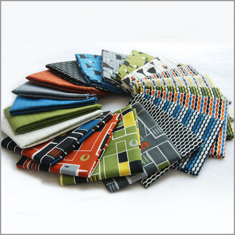 """Loft Life"" fat quarter bundle 20 SKU"